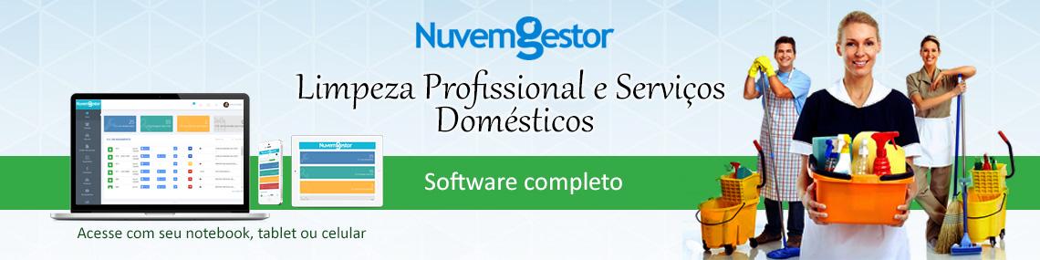 Software para empresas de limpeza como Dona Resolve, Doutor Resolve e Limpeza Pura
