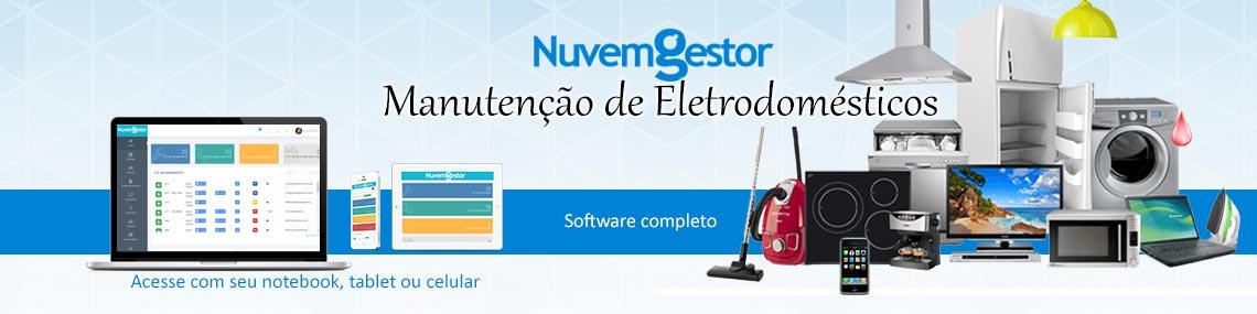 Software para Loja de Manutenção de Eletrodomésticos